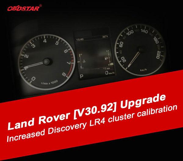 land-rover-v30-92-upgrade